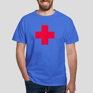 Red Cross Dark T-Shirt