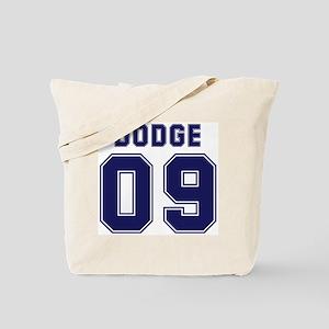 Dodge 09 Tote Bag