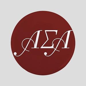 Alpha Sigma Alpha Letters Button