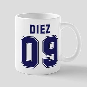 Diez 09 Mug