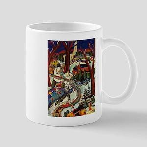 AS EVENING DRAWS NEAR Mug