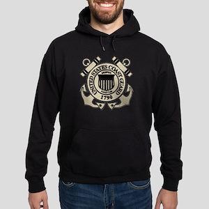 USCG Hoodie (dark)