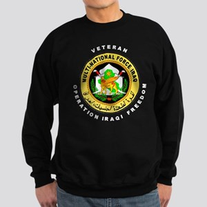 OIF Veteran Sweatshirt (dark)