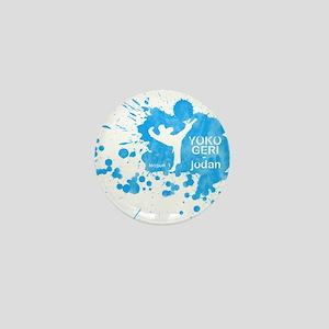 Lesson 1 - Yoko Geri Jodan Mini Button