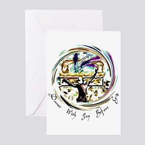 Dance With Joy Greeting Cards (Pk of 10)
