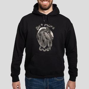 Get More Boer Goat Hoodie (dark)