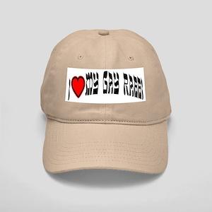 I Love My Gay Rabbi Cap