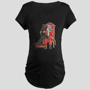 NBlk I Been Good Maternity Dark T-Shirt