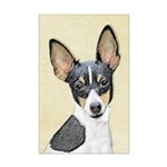 Fox Terrier (Toy) Mini Poster Print