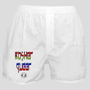 Kosher Queer V2 Boxer Shorts