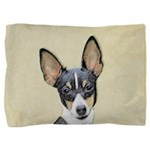 Fox Terrier (Toy) Pillow Sham