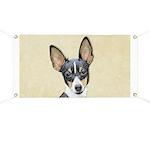 Fox Terrier (Toy) Banner