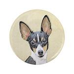 Fox Terrier (Toy) Button