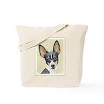 Fox Terrier (Toy) Tote Bag