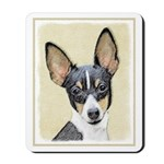 Fox Terrier (Toy) Mousepad