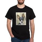 Fox Terrier (Toy) Dark T-Shirt