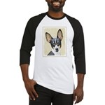 Fox Terrier (Toy) Baseball Jersey