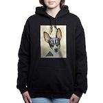 Fox Terrier (Toy) Women's Hooded Sweatshirt