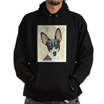 Fox Terrier (Toy) Hoodie (dark)