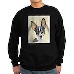 Fox Terrier (Toy) Sweatshirt (dark)