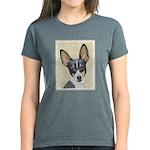 Fox Terrier (Toy) Women's Dark T-Shirt