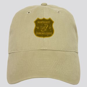 Mandolinist Drinking League Cap