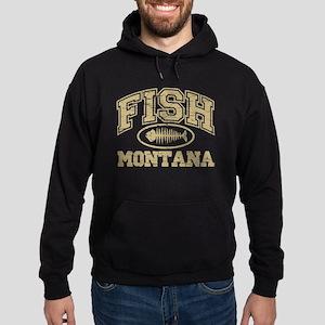 Fish Montana Hoodie (dark)