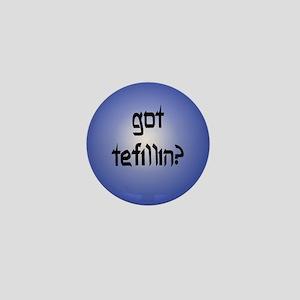 Got Tefillin? 111 Mini Button