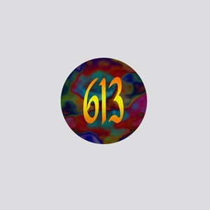 613 Mitzvot 111 Mini Button