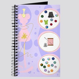 Seamstress Quilter Sewimg Journal