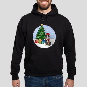 Berner Christmas Hoodie (dark)