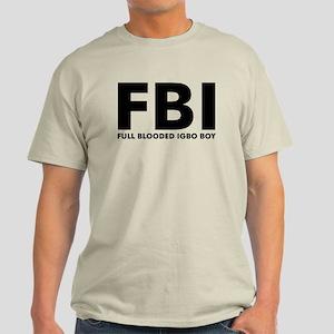 Full Blooded Igboboy Light T-Shirt