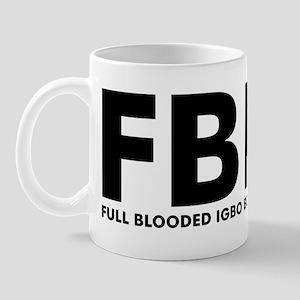 Full Blooded Igboboy Mug