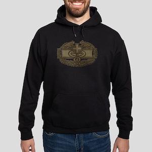 Combat Medic OD Hoodie (dark)