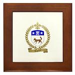 REGNARD Family Crest Framed Tile