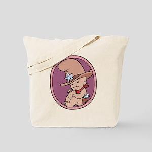 Cowbaby Tote Bag
