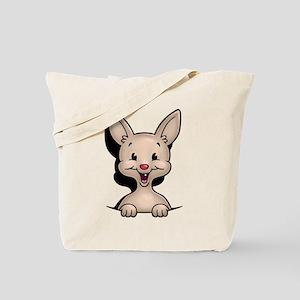 Pouchy Tote Bag