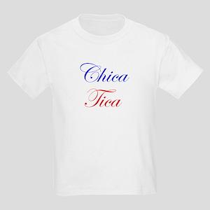 Chica Tica Kids T-Shirt