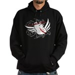 Love Without Labels Hoodie (dark)