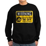 """The Gay"" Sweatshirt (dark)"