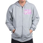 Jam Out with your Clam Out Zip Hoodie