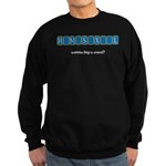 Wanna Buy a Vowel? Sweatshirt (dark)