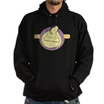 Bellies are Beautiful Hoodie (dark)