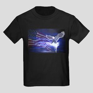 Eagle Storm Kids Dark T-Shirt
