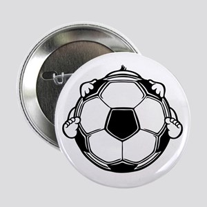 "Soccer Baby 2.25"" Button"