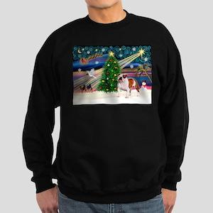 Xmas Magic & EBD Sweatshirt (dark)