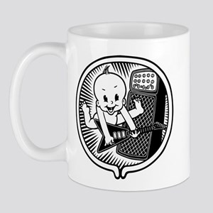 Rocker Inside Mug