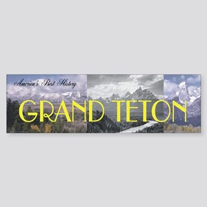 ABH Grand Teton Sticker (Bumper)