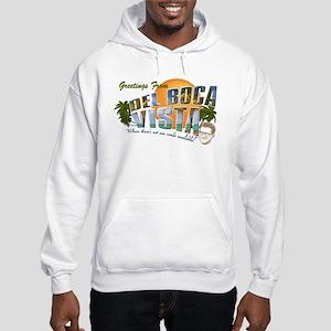 Del Boca Vista Hooded Sweatshirt