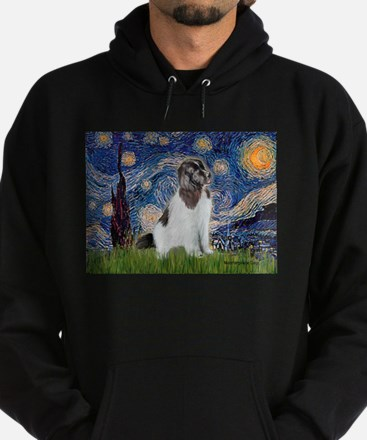 Starry Night / Landseer Hoodie (dark)
